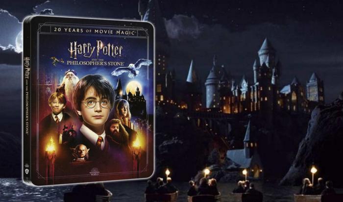 Mode Film Magique : un Blu-ray inédit pour les 20 ans de Harry Potter au cinéma