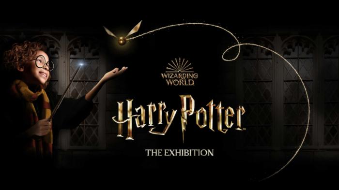 L'exposition Harry Potter : The Exhibition se dévoile !