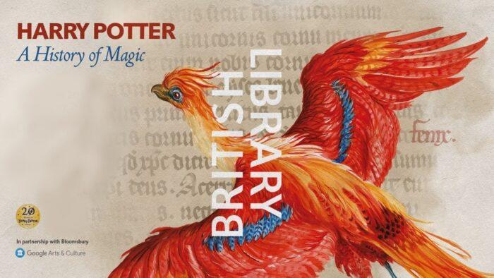 Exclusif : visite de presse de l'exposition Harry Potter à la British Library