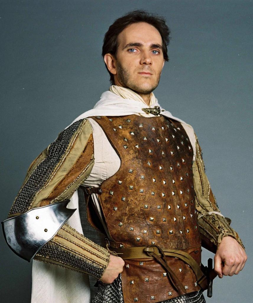 Lancelot dans la série Kaamelott