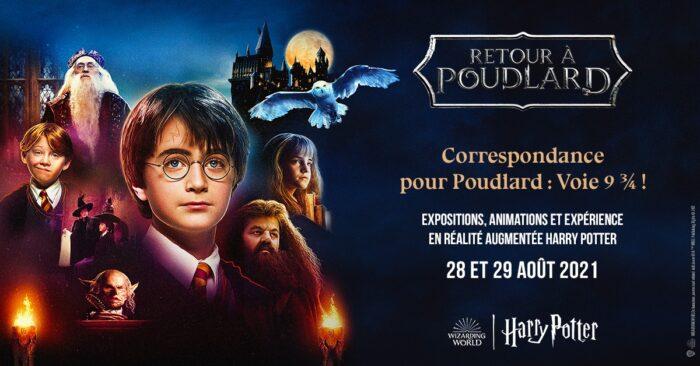 Retour à Poudlard : le programme des célébrations de la rentrée !