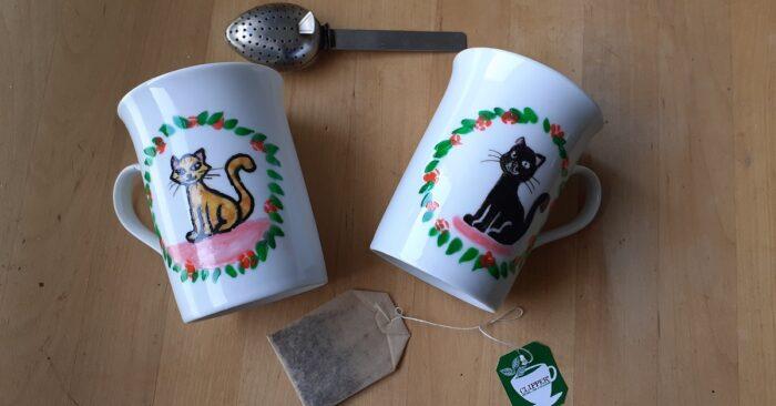 Tutoriel – Tasses chatons d'Ombrage