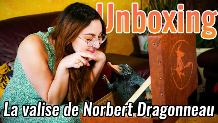 Unboxing – La valise de Norbert Dragonneau  [Coffret Blu-Ray Les Animaux fantastiques 2]