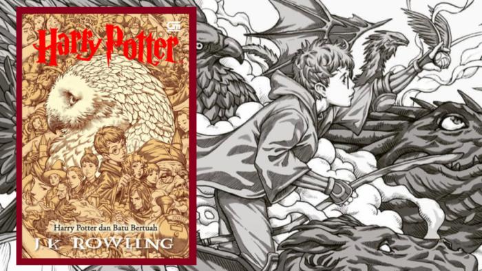 De nouvelles couvertures indonésiennes pour Harry Potter !