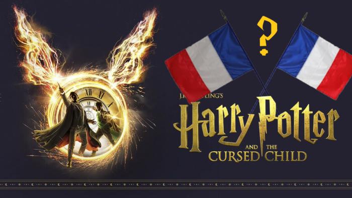 Harry Potter et l'Enfant maudit en 1 partie ; une solution pour la France ?