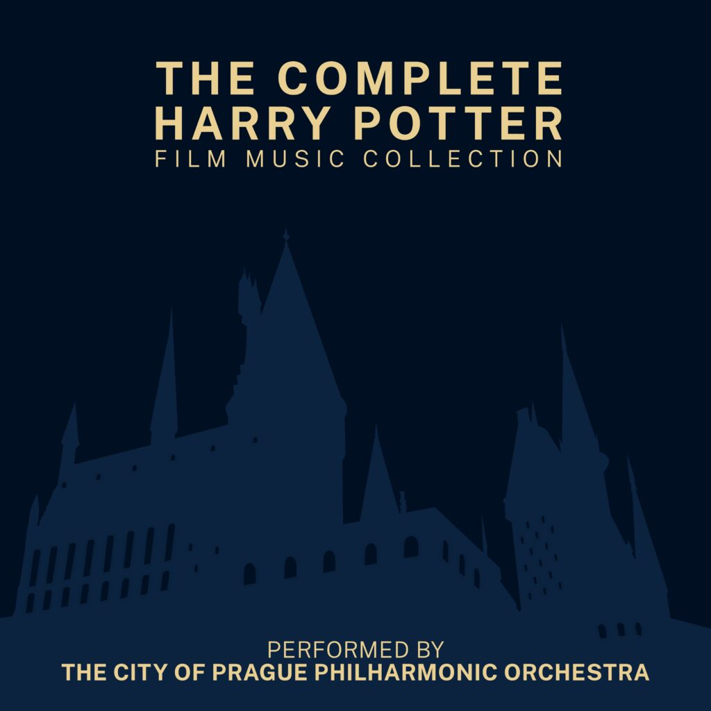 The City Of Prague Philharmonic Orchestra The Complete Harry Potter Film Music Collection