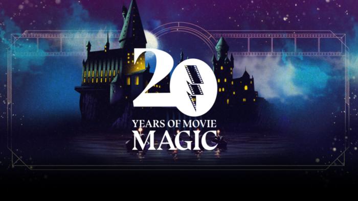 Festivités pour les 20 ans du premier film Harry Potter