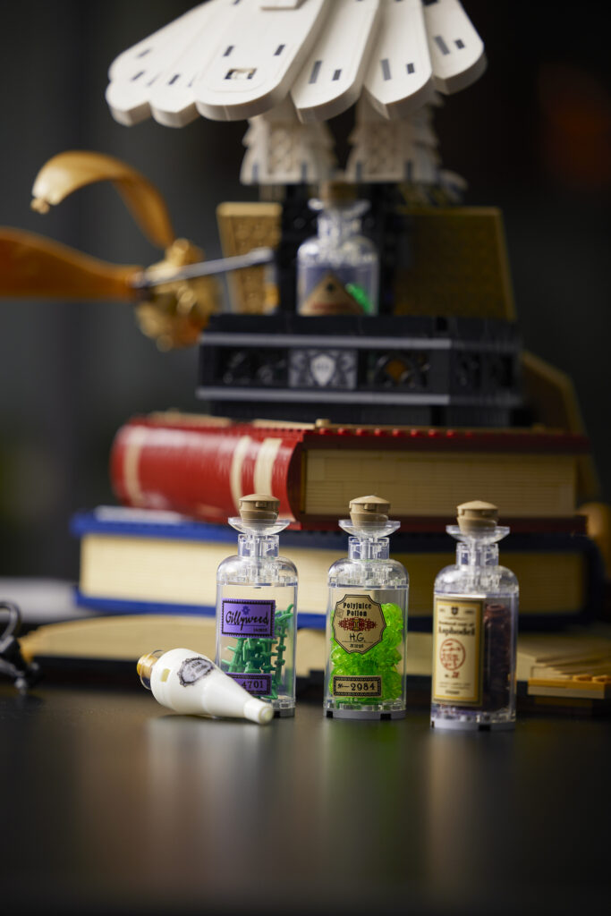 Potions LEGO Hogwarts Icons Collector's Edition