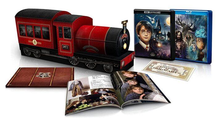 Un coffret DVD collector «Poudlard Express» pour les 20 ans de Harry Potter