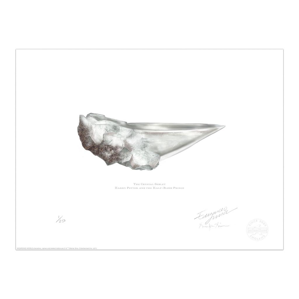 Coupe de crystal