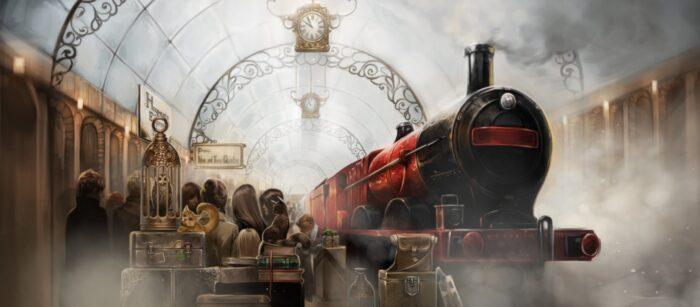 Les aventures d'Harry Potter illustrées ?