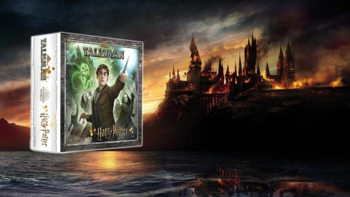 Le jeu de société Talisman arrive en version Harry Potter