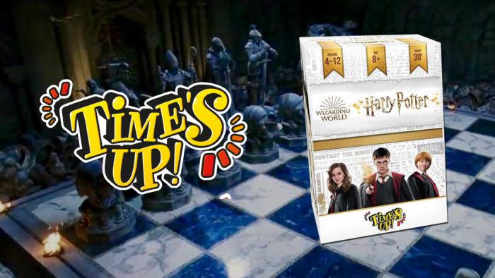 Le jeu de société Time's Up! Harry Potter sortira en septembre