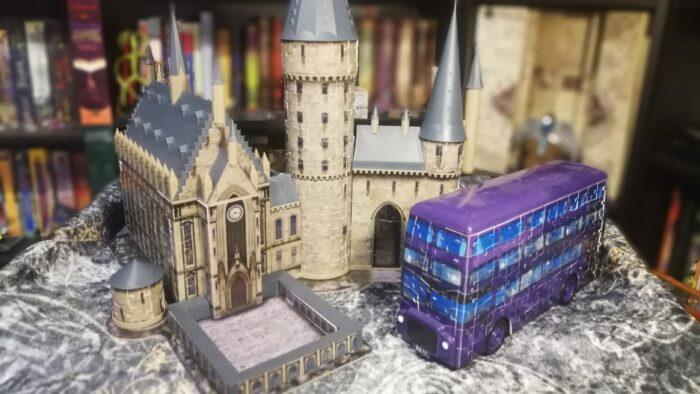 Puzzle 3D Harry Potter – comparaison Ravensburger vs Wrebbit 3D