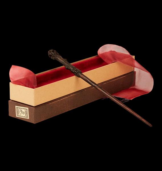 Baguette en bois de Harry présente sur la boutique officielle de la Warner.