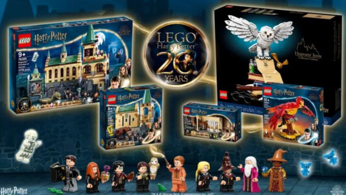 LEGO célèbre les 20 ans de Harry Potter avec un concours magique !