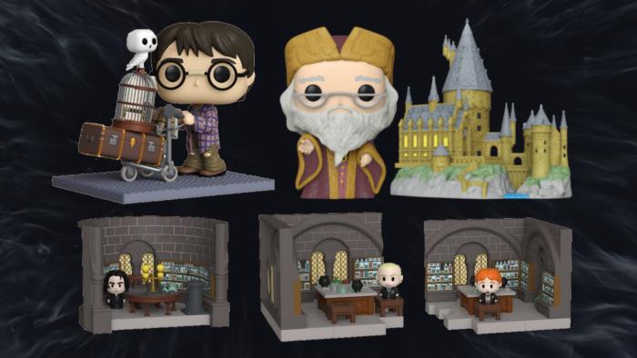 Une nouvelle collection de figurines Harry Potter chez Funko !