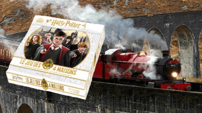 Gallimard annonce un nouveau jeu de société Harry Potter pour octobre