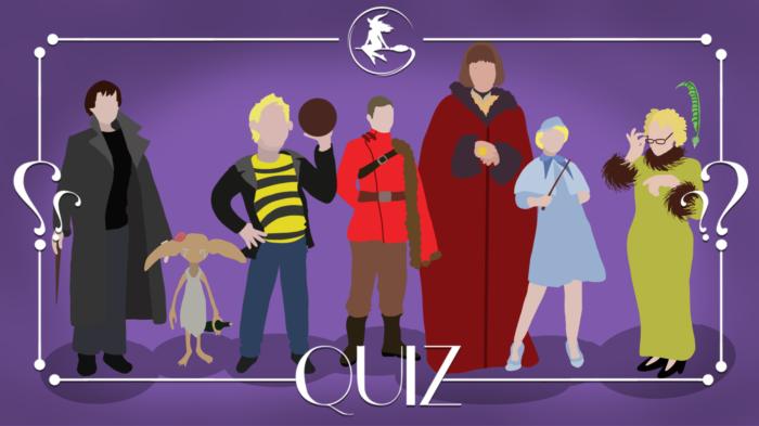 Quiz : Les personnages secondaires dans Harry Potter et la Coupe de Feu
