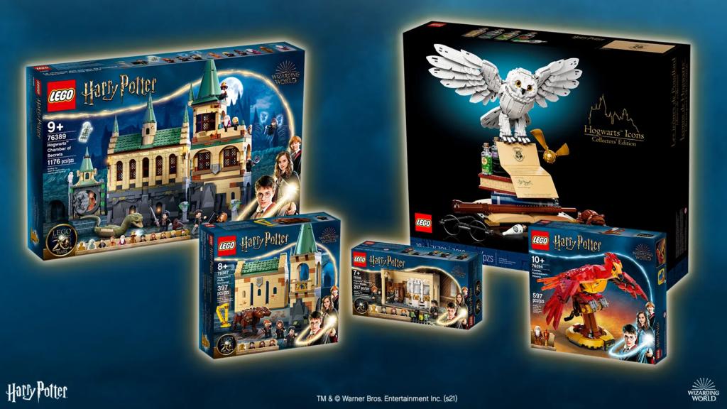 Prix du concours de LEGO