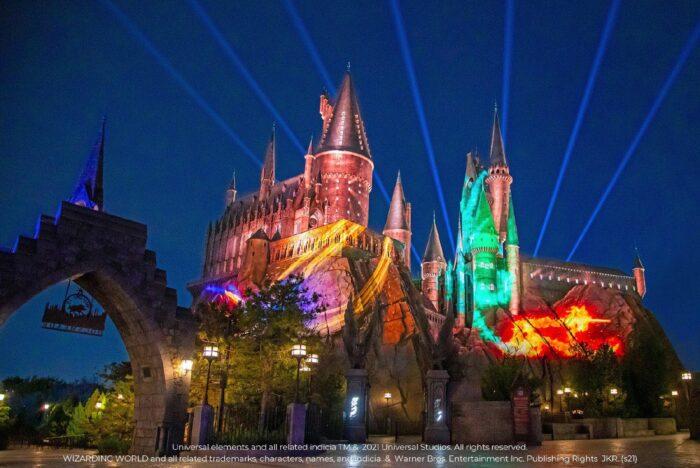 Le parc Universal de Beijing et son land Harry Potter ouvrent leurs portes !